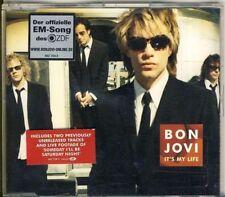 BON JOVI - it's my life  enhanced MAXI CD  2000