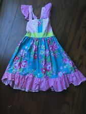 Girls Size 5 Boutique Tunic/ Dress