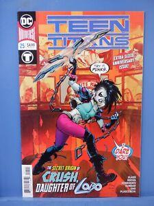 Teen Titans #25  Origin of Crush  D.C. Comics CB23071