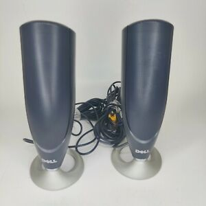 Dell MMS 5650 Home Theatre System 2 satellites Speakers Rear Right -Left Set