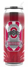 Ohio State 16.9oz Stainless Steel ThermoCan Brand New Hot/Cold with Straw