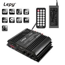 Lepy LP-269S Bluetooth Car Digitale Verstärker Player Heim-Audio Power 2x45W FM