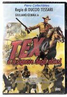 Tex e il Signore degli Abissi DVD Giuliano Gemma Duccio Tessari