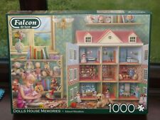 1000 piece jigsaw Dolls House Memories, bought new complete