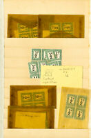 South Africa 1/2d Postage Due Stamp Study