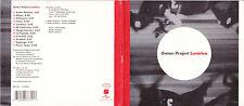 CD DIGIPACK 12T GOTAN PROJECT LUNATICO DE 2006 EDIT. LIMITÉE FRANCE SACEM