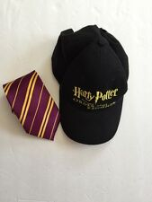 Harry Potter and the Order of the Phoenix Baseball Cap & Tie Halloween Costume