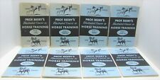 Prof. Beery's Illustrated Course In Horse Training 8 Booklet Set Vintage ©1963
