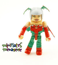 Marvel vs Capcom 3 Minimates TRU Toys R Us Exclusive Morrigan