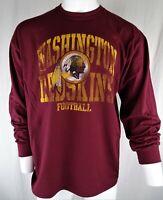 Washington Redskins NFL Men's Long Sleeve Graphic T-Shirt