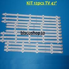 RÉTROÉCLAIRAGE BANDE LED TV LG 47LN5400 47LN575S - 6916L 1174A 1175A 1176A 117A