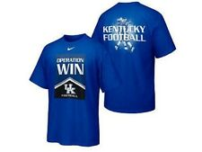 "KENTUCKY WILDCATS NIKE ""NCAA OPERATION WIN"" T-SHIRT NWT"