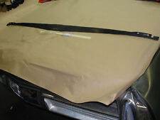 67 1967 Cadillac Sedan Deville REAR BACK BUMPER TO TRUNK FILLER PANEL #1487369