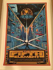 The Fifth Element by Kilian Eng NOT MONDO NOT STOUT ANSIN DRAKE GABZ TONG MOSS