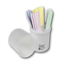 Contenitore Box Porta Lime con coperchio ricostruzione unghie gel UV Kit SNC