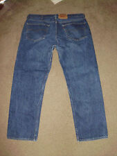 LEVI'S Men's 501 Vintage STF (38) 42 x 32 Made in USA Straight Standard Leg 505