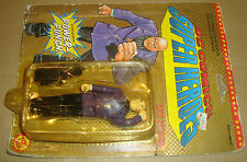 DC COMICS SUPER HEROES LEX LUTHOR POWER PUNCH TOY BIZ 1989 (SUPERMAN)