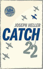 Catch-22: 50th Anniversary Edition by Joseph Heller (Hardback, 2011)