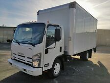 2010 Isuzu NPR HD 16' Box Truck + Liftgate (Warranty)