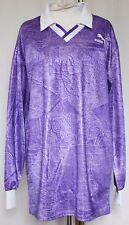 Vintage 90s Puma Longsleeve Shirt Jersey Trikot size XL
