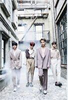 K-POP The Rose 2nd Mini Album - [Dawn] CD + Photobook + Photocard Sealed