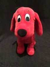 Kohls Cares Clifford the Big Red Dog Plush Lovey 14 inch SOFT