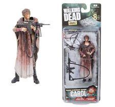 carol the walking dead series 8 figure gamestop exclusive