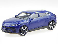 Lamborghini Urus blue diecast model car 30392 Bburago 1:43