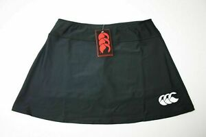 Canterbury Hockey / Netball Skort, Black, Various Sizes, BNWT
