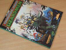 WARHAMMER 1997 FANTASY SOFTBACK LIZARDMEN ARMY BOOK (B-005)