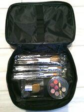 6pc LOT Sheer Cover Makeup Brush Kabuki, Contour, Foundation, Concealer, Lip SET