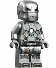 Lego Marvel Avengers Ironman Mark 1 Minifigure #76125