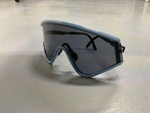 Oakley Eyeshade Razor Blade 30yr Heritage Collection Blue w/Grey