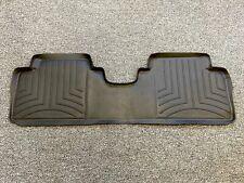 New For Hyundai Tucson Kia Sportage 2nd Row Floor Liner Mat WeatherTech Black