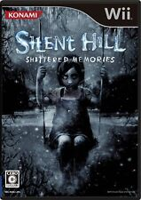 UsedGame Wii Silent Hill Shattered Memories [Japan Import] FreeShipping