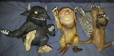 Where The Wild Things Are Mcfarlane Toys Lot (Damaged)