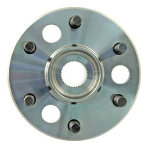 Wheel Bearing and Hub Assembly Front ACDelco Advantage 515001