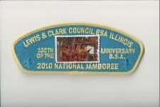 Lewis And Clark Council 2010 JSP 100th Anniversary (Blue)