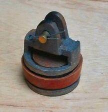 Piston pour travailler en fonte pompe à main avec de nouveaux cuir laveuse 75mm