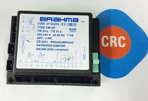 CENTRALINA BRAHMA CM12F RICAMBIO ORIGINALE ROBUR CODICE: CRCJCNT015