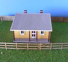 HO scale NSWGR J1 Weatherboard Gate keepers house (KIT)