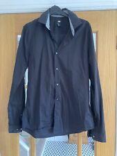 Black H & M Shirt, Size Medium