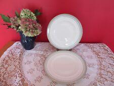 Lovely Vintage Royal Doulton bone china Berkshire Dinner  plates x 2