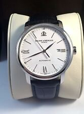 Baume Mercier Classima Executive Automatic Mens Watch Model 8592 Exc. Cond.