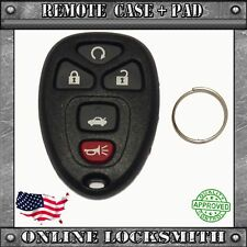 Buick LaCrosse 2005-2009 Replacement Keyless Entry Remote Key Fob Shell