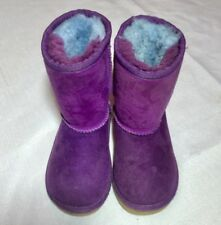 Toddler Girl Size 10 Ugg Boots  Fall/Winter Back To School