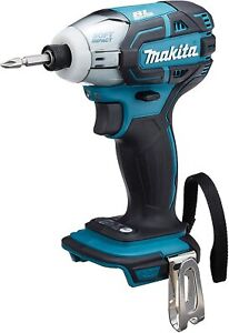 Makita 14.4V Brushless Soft Impact Driver Blue TS131DZ Body Only