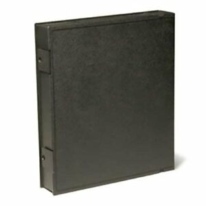 Safekeeper Enclosed Storage Binder - Black (Same Shipping Any Qty)