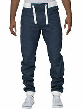 Enzo Cotton Regular Jeans for Men