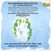 Huberman Week Festival 30th Anniversary Import, Classical Music Box set NEW CD